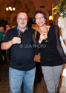 Adrian Teuscher, Michele Cloutier