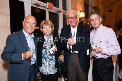 Gilbert Chamby, Diana Kaufman, Jim Verrant, Joseph Kaufman