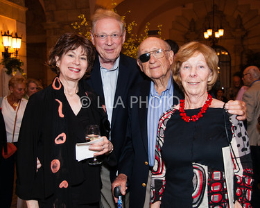 Ellen Lehrer, Robert Lehrer, Sidney & Rita Milstein