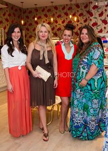 Laurie Zuckerman, Cornelia Guest, Brenda Cuevas, Kimberly McDonald
