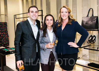 Steven Demitry, Rachael Santiago, Jessica Thieman