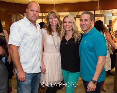 Dr. Darin & Lisa Rentz, Chelsea Engel, Dr. Jeffrey Weiss