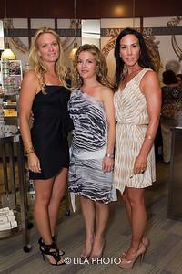 Kathleen Ashley, Dina Marchese, Dana Santino