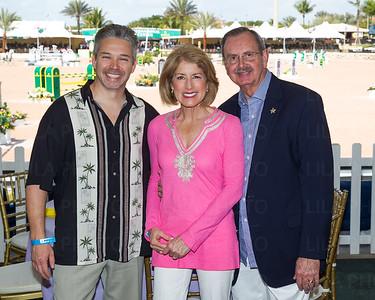 Bill Adams, Roxanne Stein, Ric Bradshaw