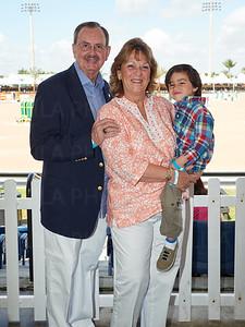 Ric & Dorothy Bradshaw, Noah LaFaso