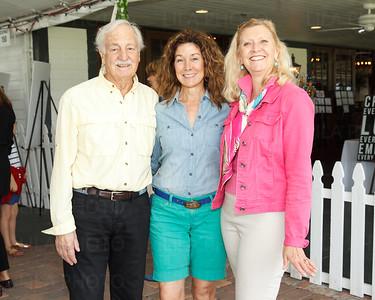 Bill Steitz, Melanie Steitz, Tracy Sherman