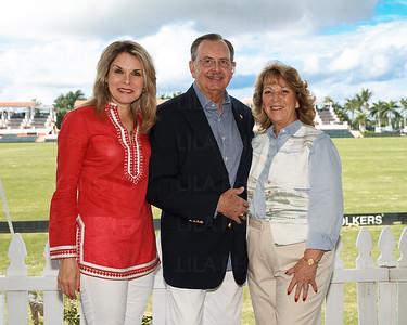 Sarah Alsofrom, Ric & Dorothy Bradshaw