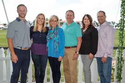 Zach Wright, Carole Ann Vaughan, Mimi & Dr. Jeff Vaughan, Kim & Bill Hagan