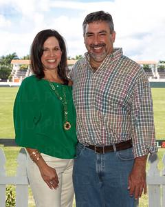 Toni May & Tim Garman