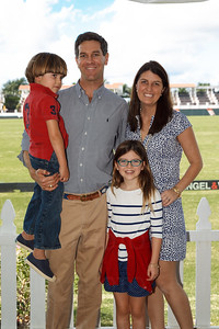 Georgie, Ryan, Annabel, & Amy Bridger