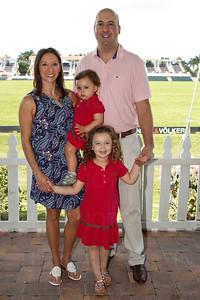 Todd & Debra Barron, Sarah Barron, Lilah Barron
