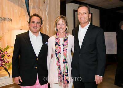 Turner Benoit, Karen & David Fritz
