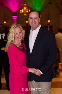 Brenna & Michael Barron