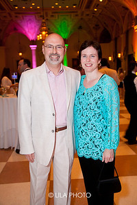 Steve Wall, Julie Ueblar