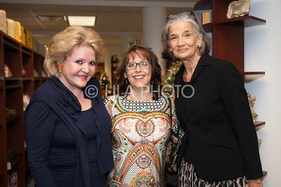 Jane Foster, Rebecca Weiss, Yvonne Wagner
