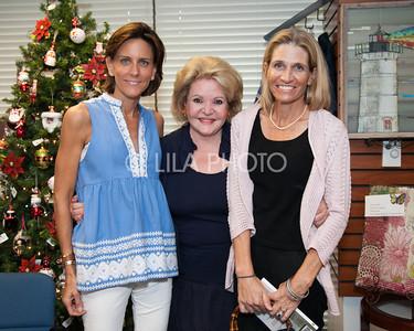 Tory Willard, Jane Foster, Kerry Warwick