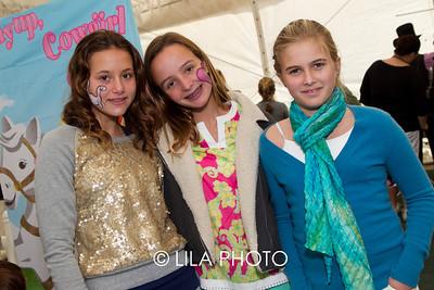Lindsay Toll, Adeliza Grace, Sedley Benitz