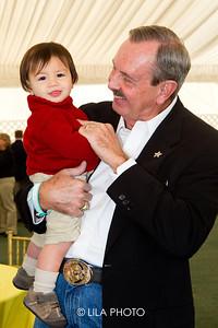Noah Lofaso, Sheriff Rick Bradshaw