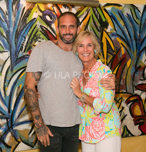 Chris Leidy, Liza Pulitzer