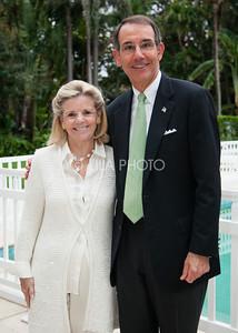 Mary Davidson, Mike Hanley
