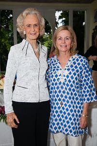 Anne Keresey, Carol McCracken