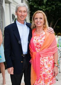 Bill Atterbury, Joanie Van der Grift