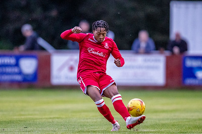 1st Sept 2019, Highgate Utd FC vs AFC Bridgnorth, FA Cup Preliminary Round