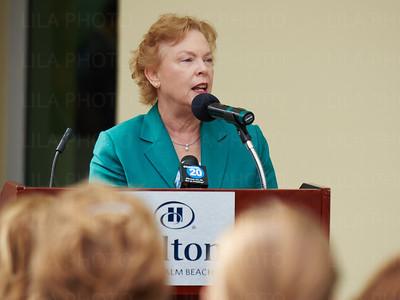 Mayor Mary Lou Berger