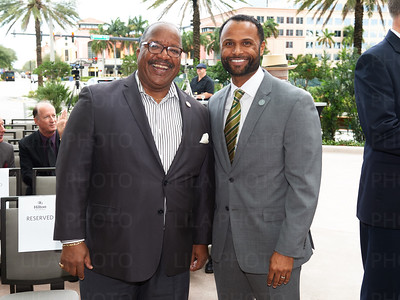 Commissioner Keith James, Commissioner Cory Neering