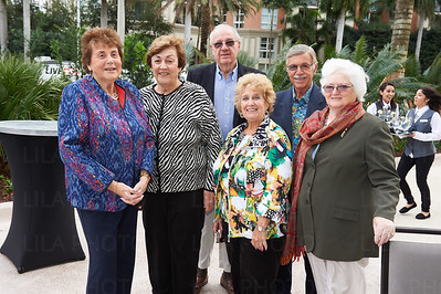 Jackie Karlan, Dorothy Breier, Dom Guarnagia, Lorraine Torres, David Torres, Kathleen Guarnagia