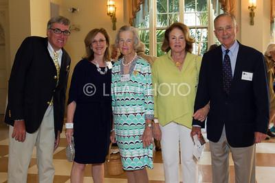 Andrew Farley, Robin Merle, Mary Kay Farley, Laurie Warren, Bill Stein
