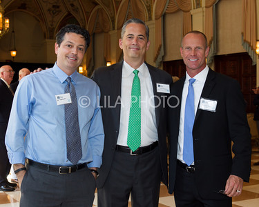 Dr. Jeff Tasjin, Lou Shapiro, Mike Reed