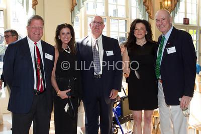 Steve & Laura Wehrle, Bill Cailer, Catherine Bissenger, John Myers