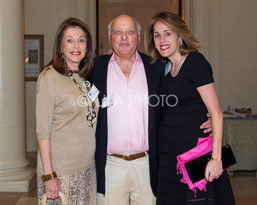 Marianne & Harvey Bernstein, Stacey Malkoff