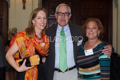 Catherine Krna, Dr. Martin Nydick, Connie Margolin