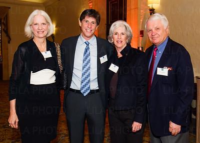 Dr. Mary Crow, Robert Spiera, Ellen & Joseph Wright