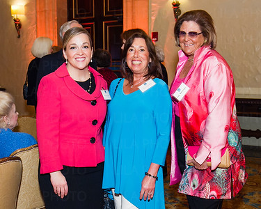 Alessandra Garber, Susan Aaronson, Kathy Buddenhagem