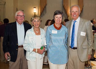 George & Kathy Dembroski, Karen & Robert Sylwoski
