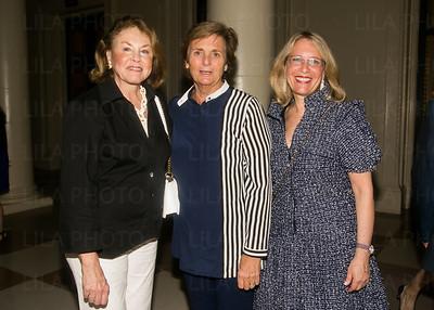 Laurie Warren, Pam Goergen, Barbara Albert