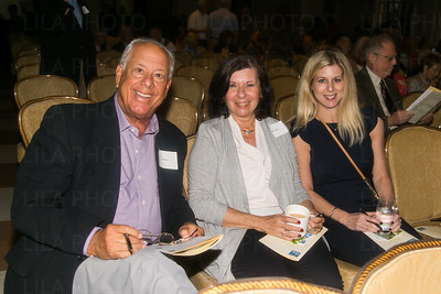 Ed Penn, Sharon Penn, Andrea Penn