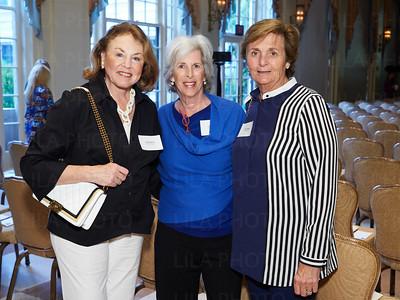 Laurie Warren, Ellen Wright, Pam Goergen