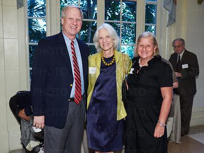 Tom Kuntz, Mary Crow, Carol Kuntz