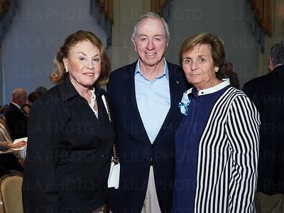 Laurie Warren, Pam & Bob Goergen