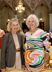 Brenda Straus, Peggy Crow, M.D.