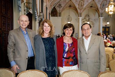Lou Edelman M.D., Cindy Sojka, Sonia Bunch, Sam Gottlieb