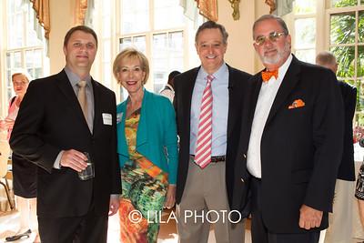 Dr. Raymond Golish, Anka Palitz, Frank Cammisa, Mr. Kellogg