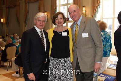 Dr. Thomas Suloco, Judy & John Myers