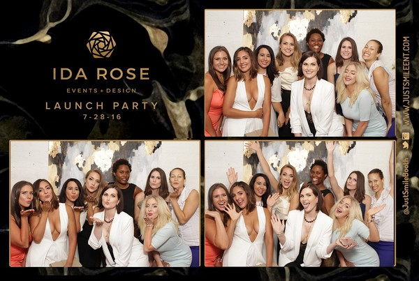 IDA ROSE EVENTS & DESIGN LAUNCH PARTY