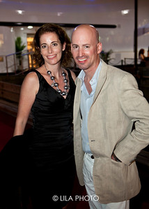 Jacqueline and Adam Zimmerman