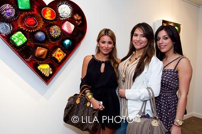 Natalie Diaz, Andrea Viana, Nicole Frankel